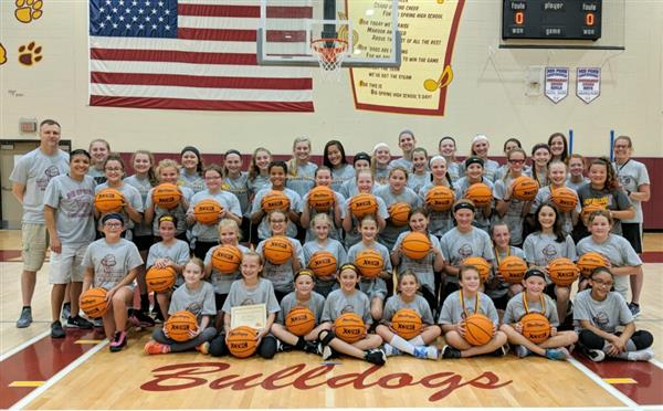 2019-20 BIG SPRING GIRLS YOUTH BASKETBALL PROGRAM